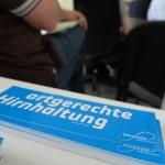 """Toller Workshop mit Tiefenschärfe: Think User: """"Design Thinking im agilen Kontext"""""""