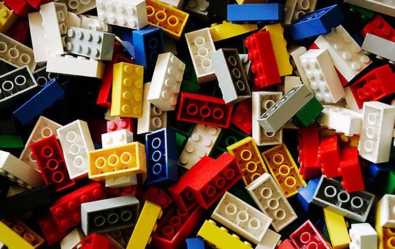 Mit Lego Lösungen erarbeiten