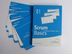 leanovate Scrum Basics Knowhow Karten