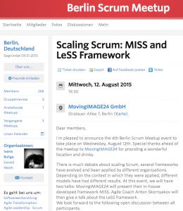 Scaling_Scrum__MISS_and_LeSS_Framework_-_Berlin_Scrum_Meetup__Berlin__-_Meetup