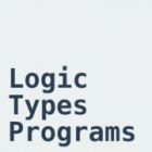 Logic types programs