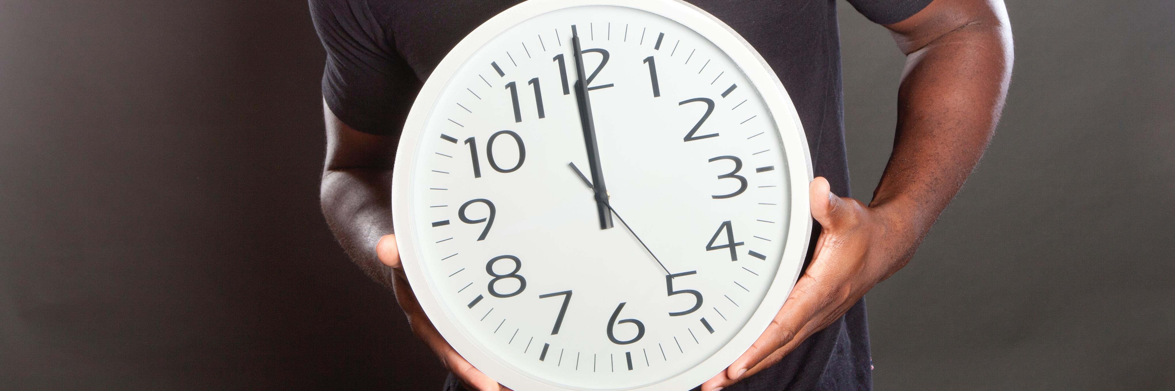 So kurz wie möglich,  so lange wie nötig -  smartes Timeboxing für Diskussionen