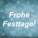 Endlich wieder Weihnachten…?