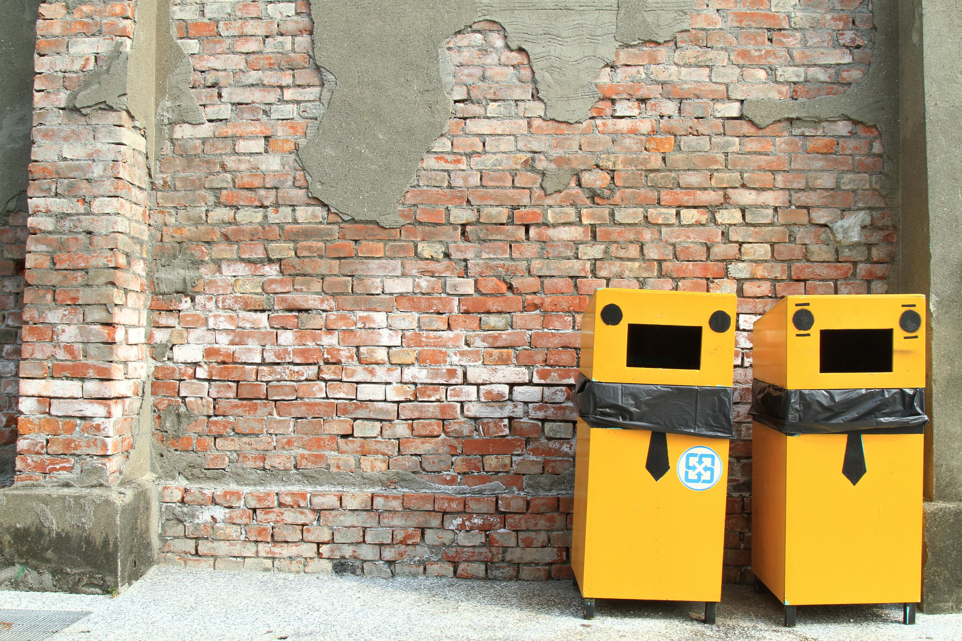 Muddling through: Organisationen als Mülleimer